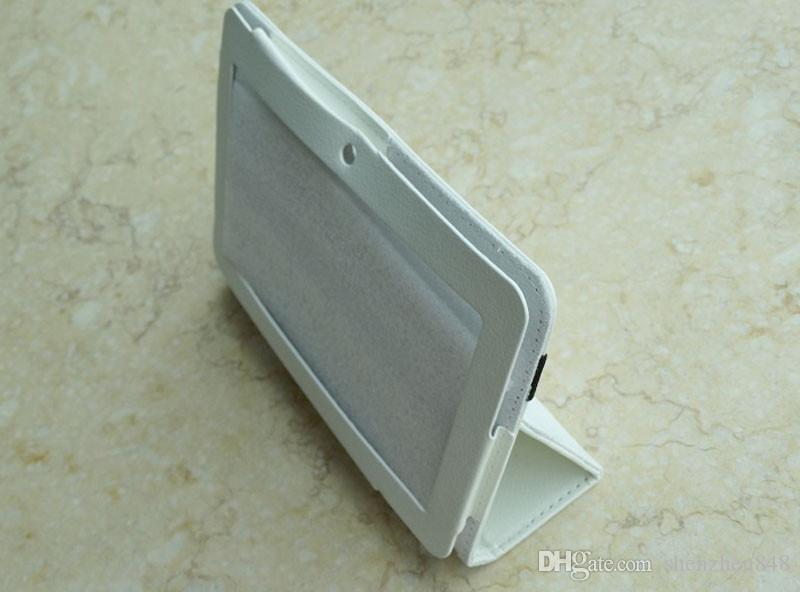 """ful 7"""" flip leather case for Haipad Q88 Allwinner A13 A23 A33 Q8 7 inch tablet pc protect skin"""