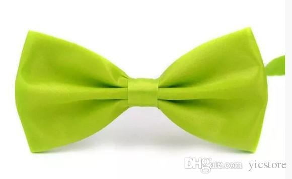 고품질 패션 남자와 여자 넥타이 망 활을위한 나비 넥타이 망 망 넥 레저 넥웨어 Bowties 성인 웨딩 나비 넥타이 무료 배송