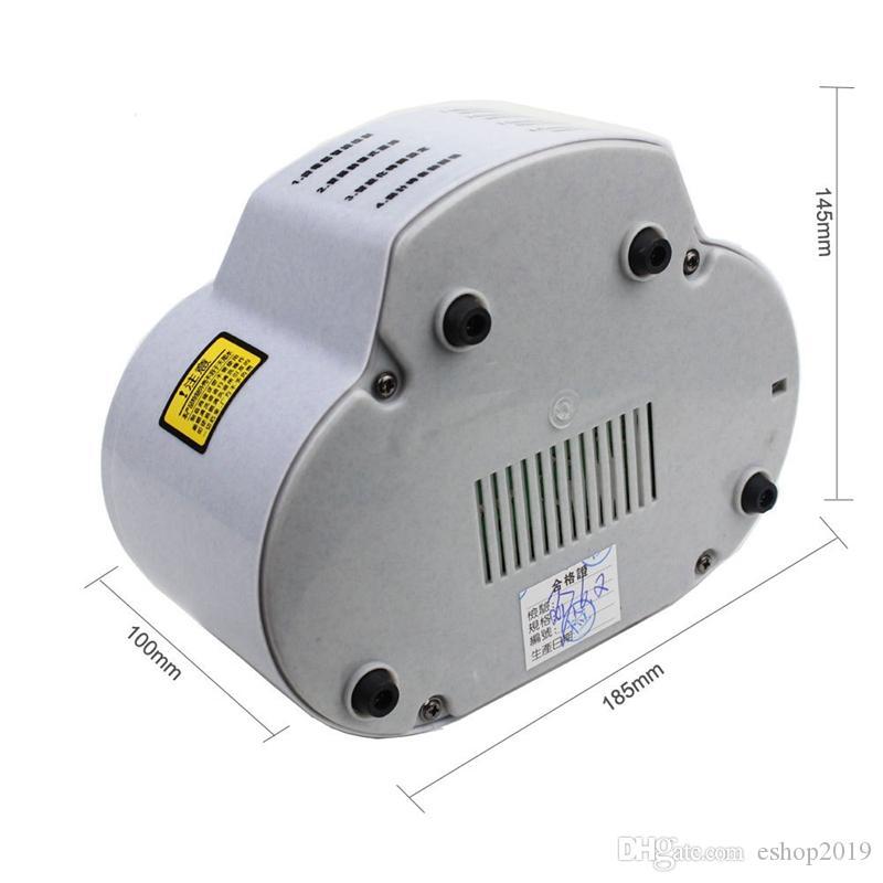 منظف بالموجات فوق الصوتية 600 مل التحكم الذكي 30W / 50W الرقمية البسيطة حمام منظف بالموجات فوق الصوتية لتنظيف نظارات المجوهرات + NB