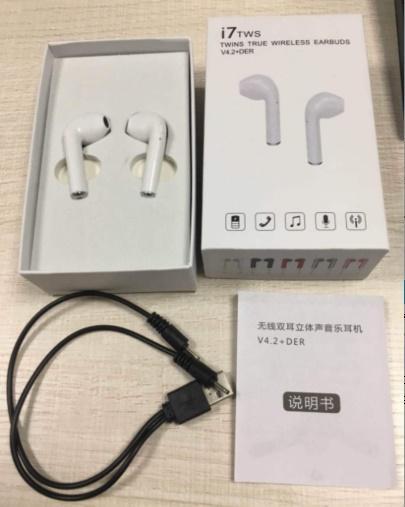 Cuffie Senza Fili Cuffie Bluetooth TW7 I7 Con Cavo Di Ricarica Mic Mini  Gemelli Auricolari Wireless Auricolari In Ear Portatili Scatola Al  Dettaglio Di ... 06c3d2b5f214