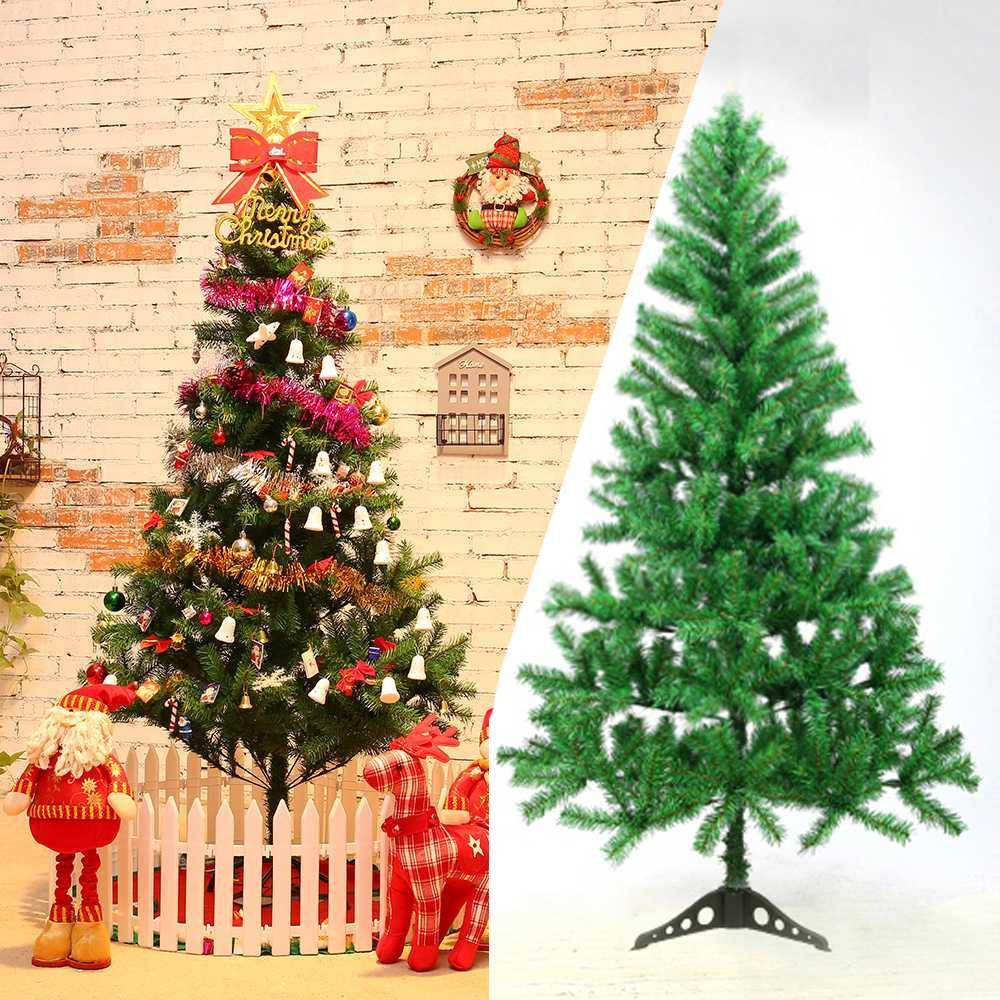 Weihnachtsbaum Tannenbaum.Pmyumao 1 5meter Weihnachtsbaum Tannenbaum Des Neuen Jahres Mit Einer Vollständigen Dekorativen Zusatzgeschenk 1 5m Tanne