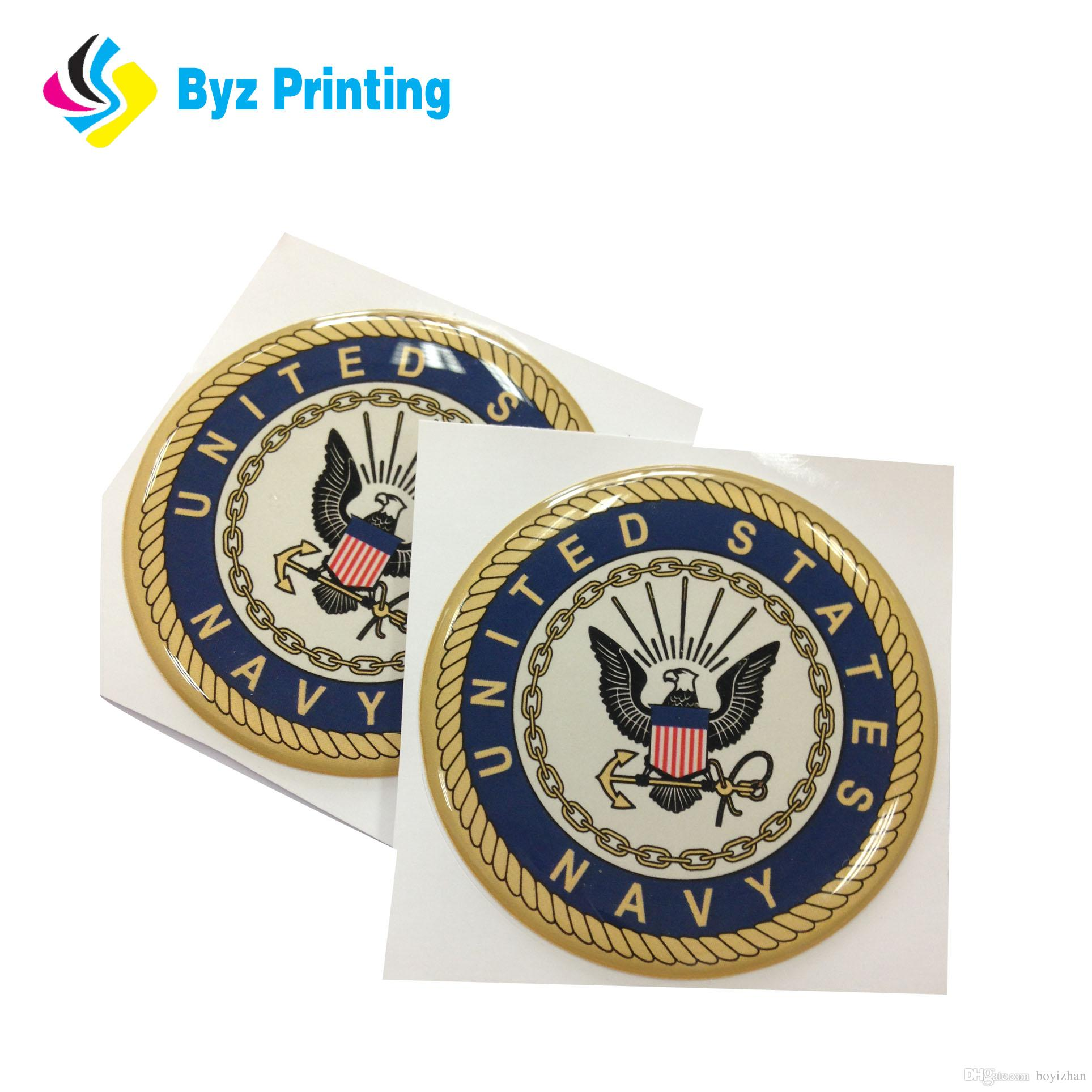 Factory directly supply high quality for custom 3d epoxy stickerepoxy dome sticker printing