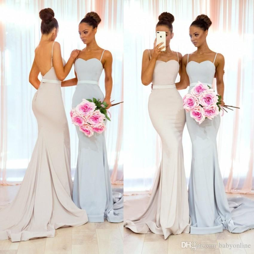 Bridesmaid Dresses for Church Wedding