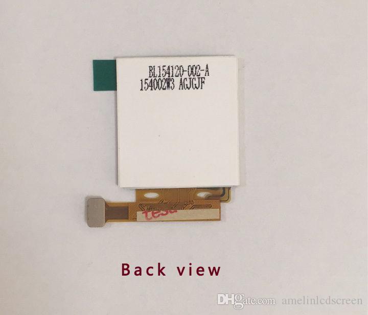 Schermo LCD da 1,54 pollici 240 * 240 IPS TFT con display dell'interfaccia MCU dalla fabbricazione del pannello amelin di shenzhen