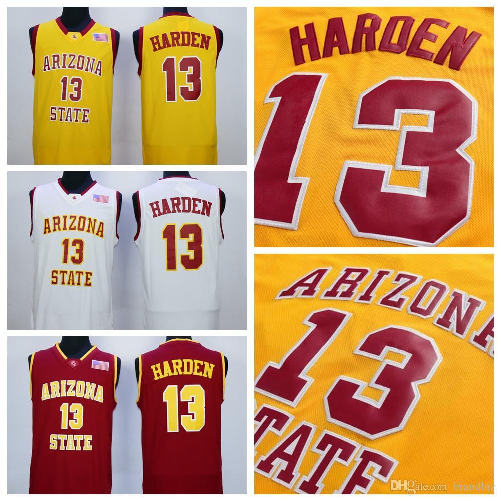 Da Qualità Acquista Arizona State13 Basket Magliette Di Alta CBdxoe