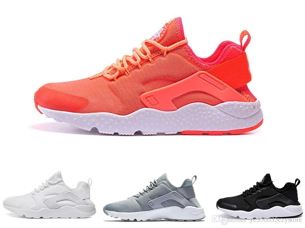 66805e09b75 Acheter 2016 Nouveau Nike Air Huarache 3 III Hommes Femmes Chaussures De  Course