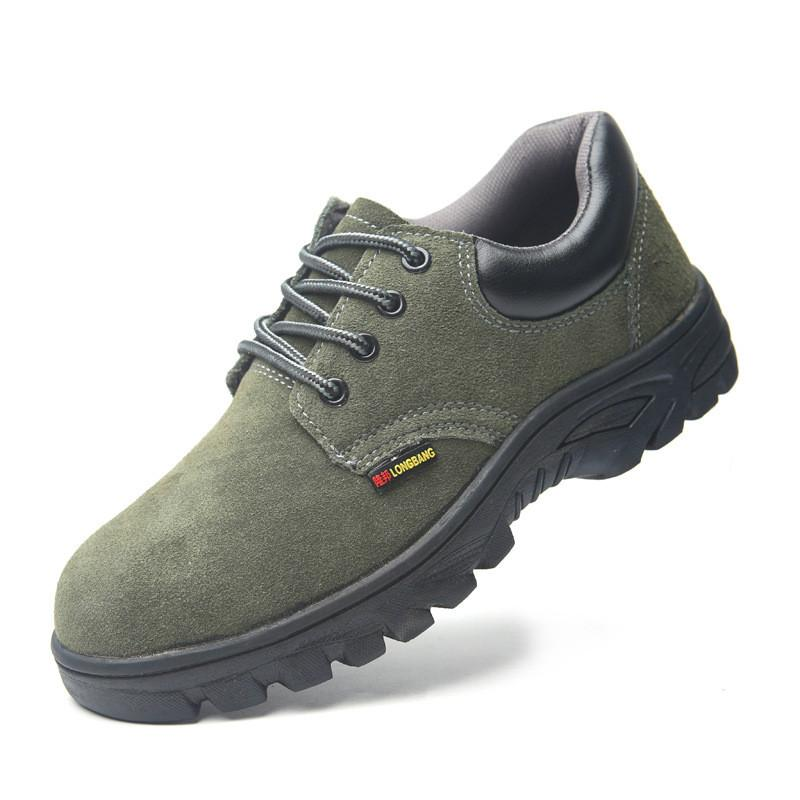 427c64199dc25 Hiking Safety shoes Air-permeable smash puncture proof protective Footwear  shoes indestructible waterproof Climbing 90100