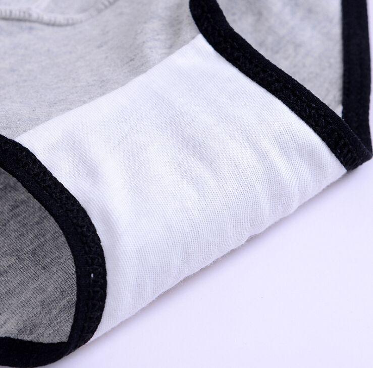 새 코튼 임신 팬티 임산부 속옷 U 형 낮은 허리 출산 임신 브리프 여성 의류