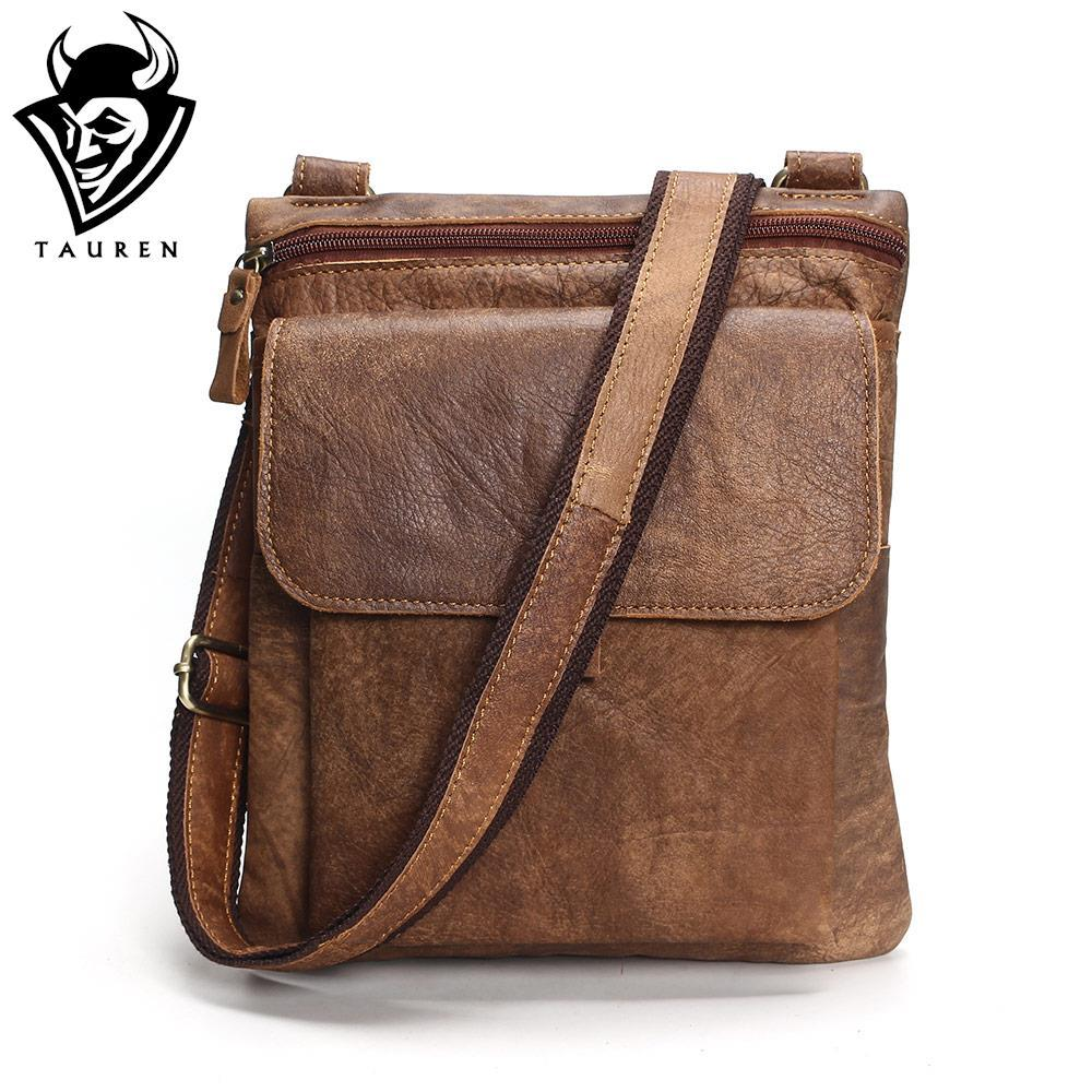 726b4564913e 2018 Famous Brand Leather Men Shoulder Bag Casual Business Satchel Mens  Messenger Bag Vintage Men S Crossbody Bolsas Male Large Handbags Black  Leather ...