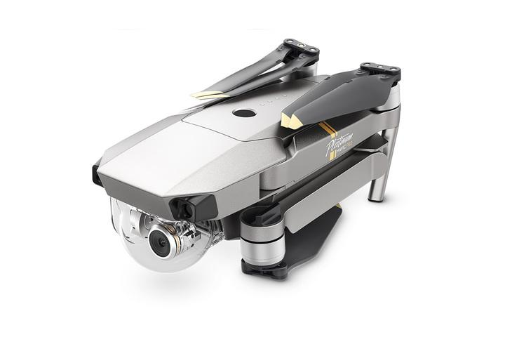 DJI Mavic Platinum 4K HD Video Recording 30mins Flight time 7km Remote Control dji mavic pro drone by dhl