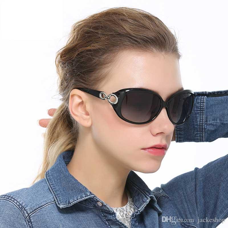 72f8a1eba65 Classic Black Women Designer Sun Glasses Fashion Style Eyewear Goggles GAS  CAN Sunglasses Foster Grant Sunglasses Spitfire Sunglasses From Jackeshop