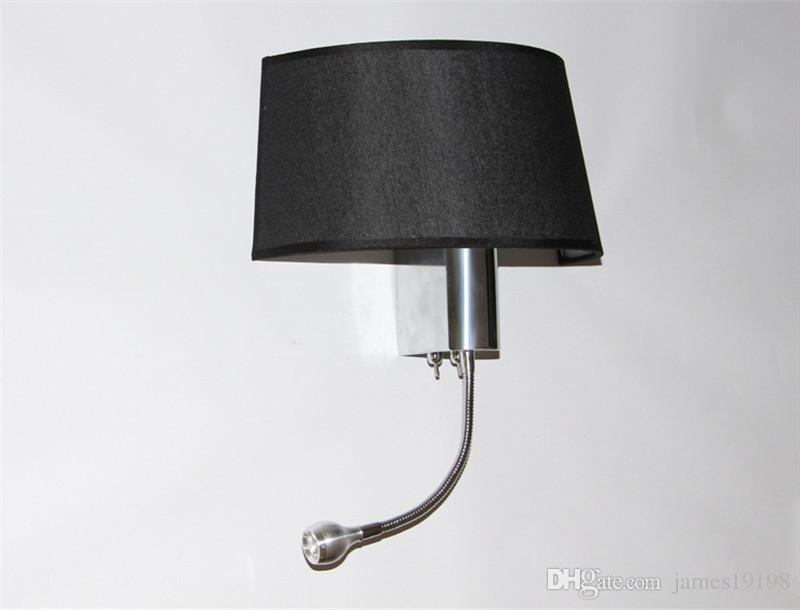 Acquista cina rocker braccio lampada da parete a led semplice