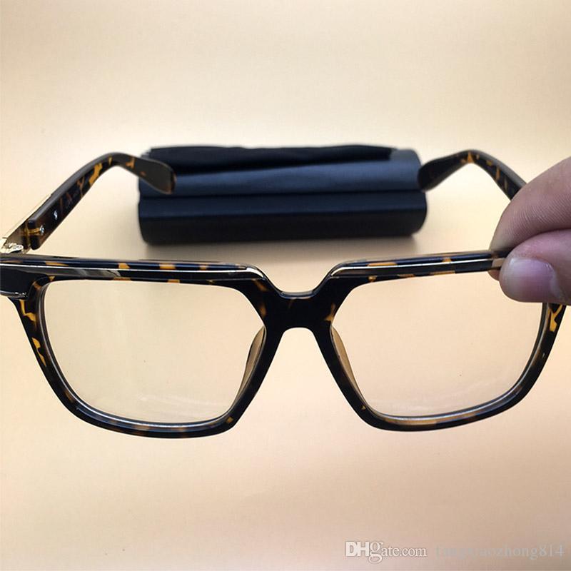 3371fe18a5 Brand Designer Acetate Eyeglasses Clear Lenses Sunglasses Summer ...