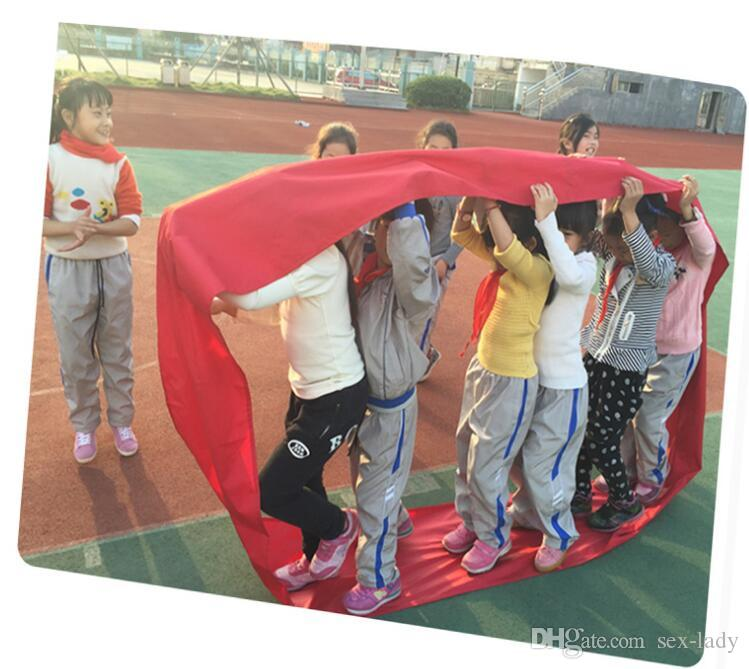 Outdoor Team Cooperation Sense Training Interactive Toys Sports Meeting Equipment Kids Educational Sports Games Toys for School