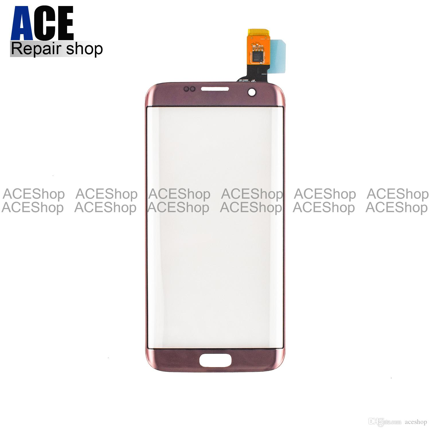 2018 Ace Original Front Glass Touch Panel Screen Digitizer Replacement Part For Samsung Galaxy S7 Edge G935 G935a G935f Free Dhl From Aceshop
