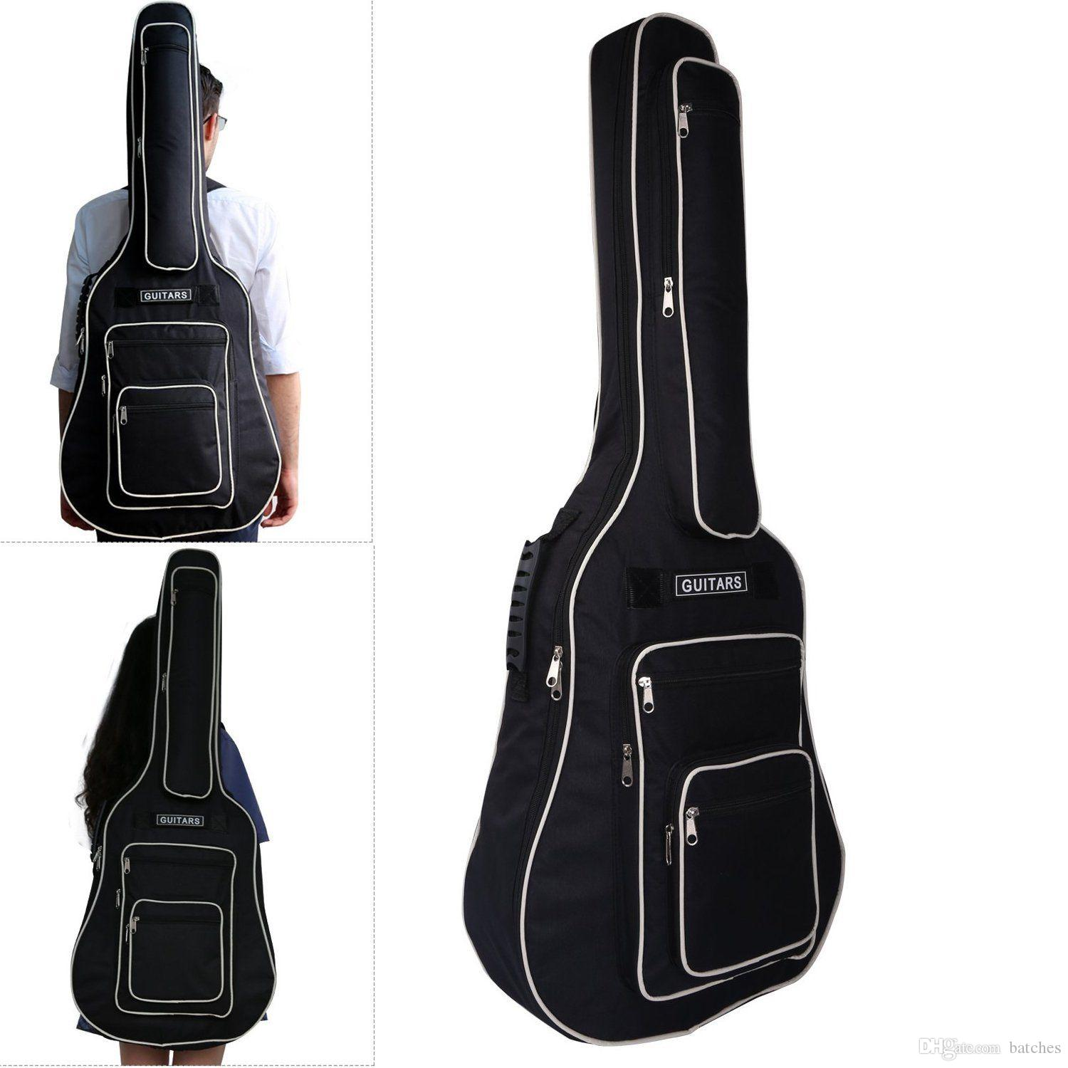 8b8460648d4 41 Inch Fully Padded Waterproof Guitar Cover Case Soft Music Acoustic  Classical Bag-MUSIC Online with $13.48/Piece on Batches's Store | DHgate.com