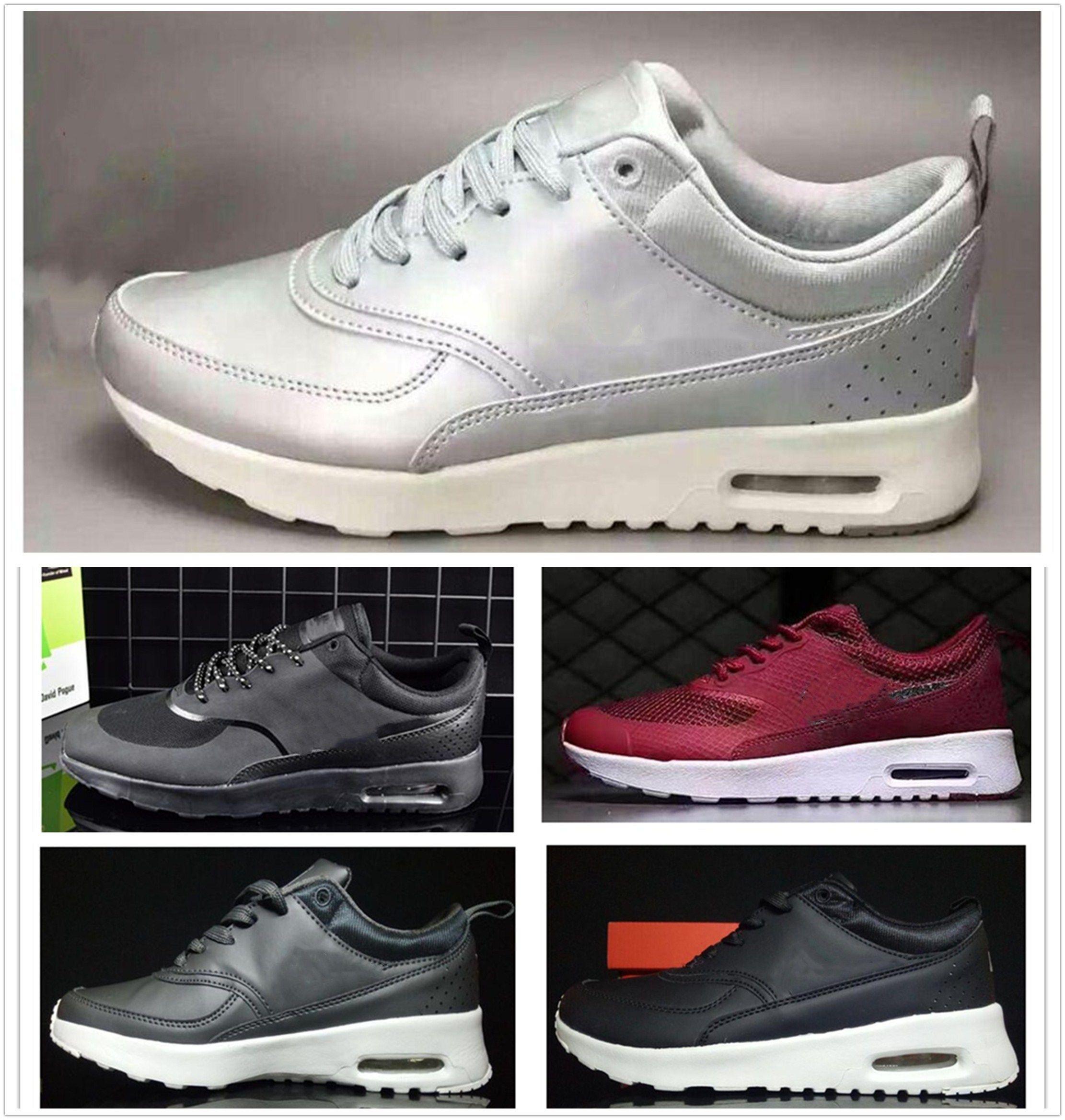 f5c51c9dfc8447 Großhandel Herren Nike Air Max Airmax 87 90 As Tavas Sneakers Schuhe Mann  Frauen Laufschuhe Casual Wanderschuhe Zapatillas 22 Farben Größe Eur 36 45  Von ...