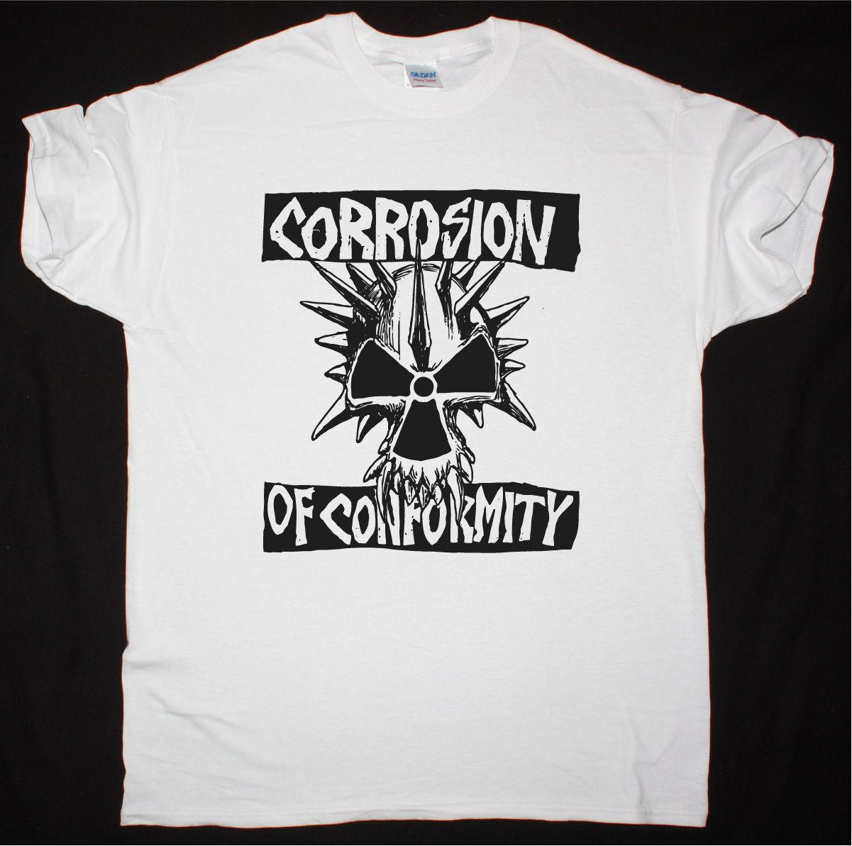 Corrosion Of Conformity Eye For An Eye Skull Crossover Cocw