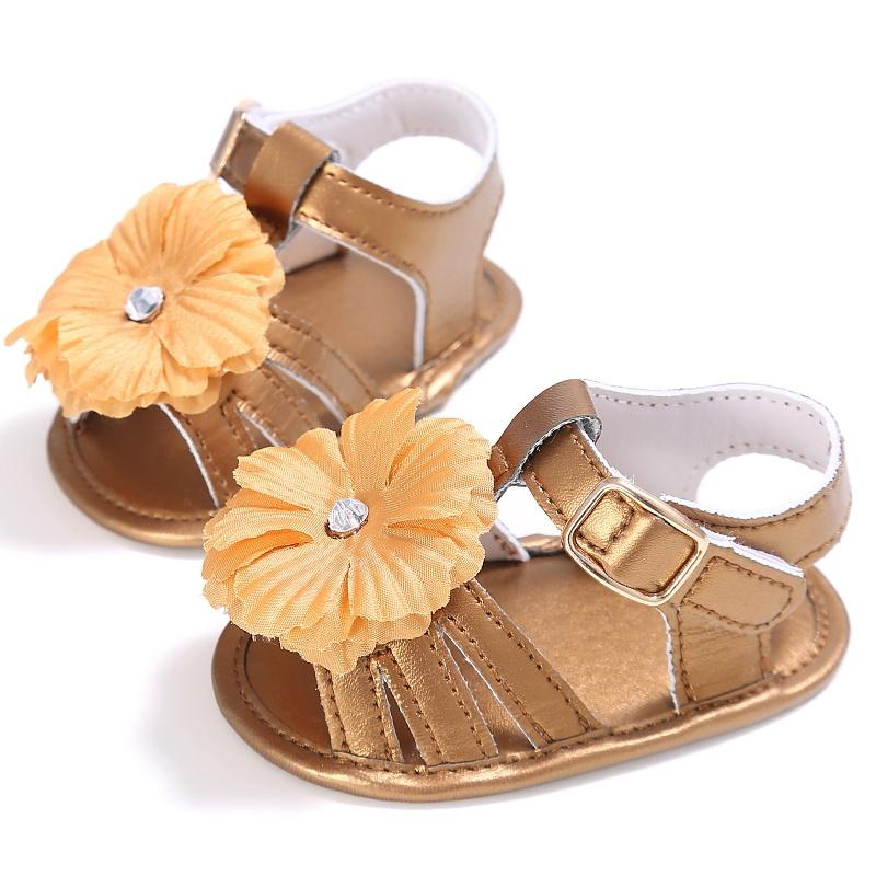 2939674728e5 Newborn Kids Baby Girls Leather Sandals Toddler Prewalkers Kids Soft Crib  Sole Shoes New Born Baby Shoes Cute Toddler Shoes For Girls Shoes For Girl  Kids ...