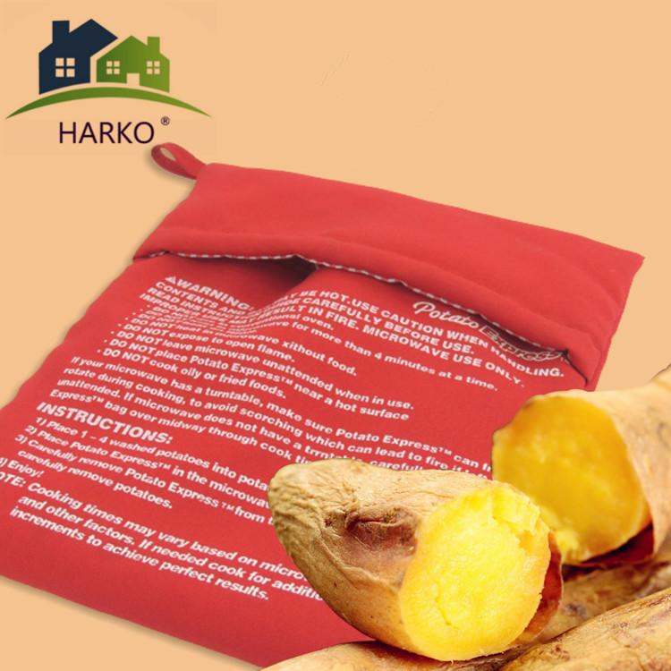 2018 New Arrival Microwave Potato Bags Roasted Sweet Potato Corn
