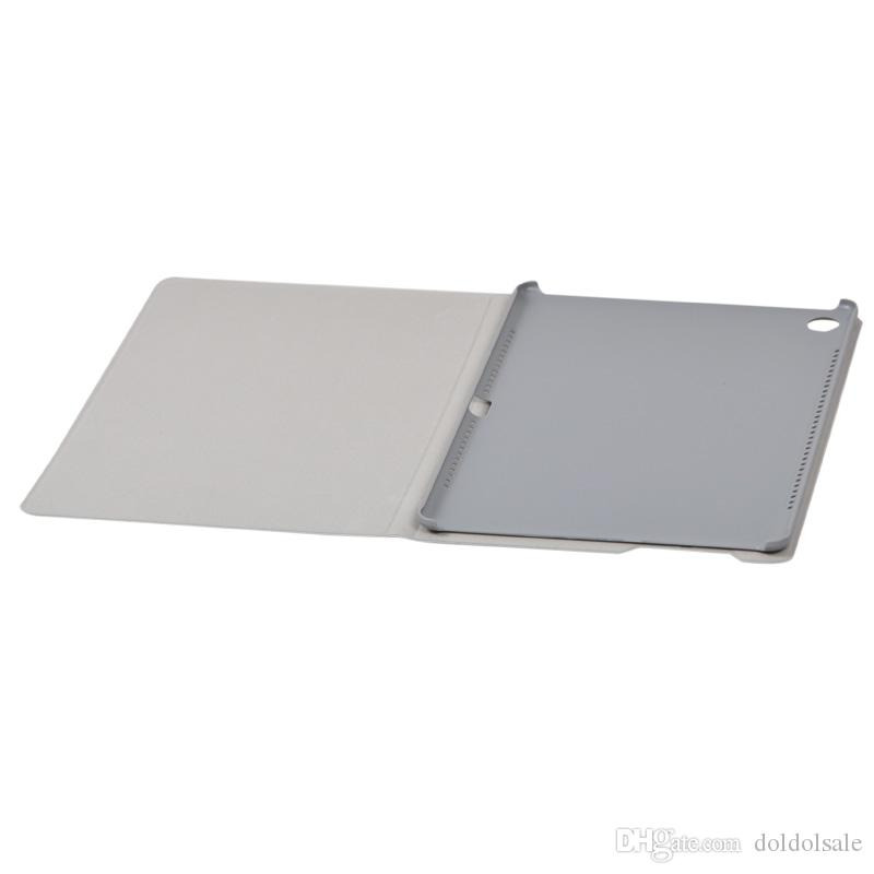 페인 티드 패턴 PU 가죽 케이스 북 플러스 커버 화웨이 Mediapad M5 용 10.8 인치 CMR - AL09 CMR - W09 타블렛 클리어 스크린 프로텍터