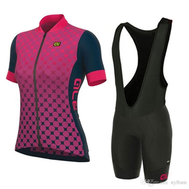 31711118 Womens Cycling Jersey Sets Polyester Riding Bike Jerseys Road Track Bicycle  Breathable Short Sleeve Summer Clothing