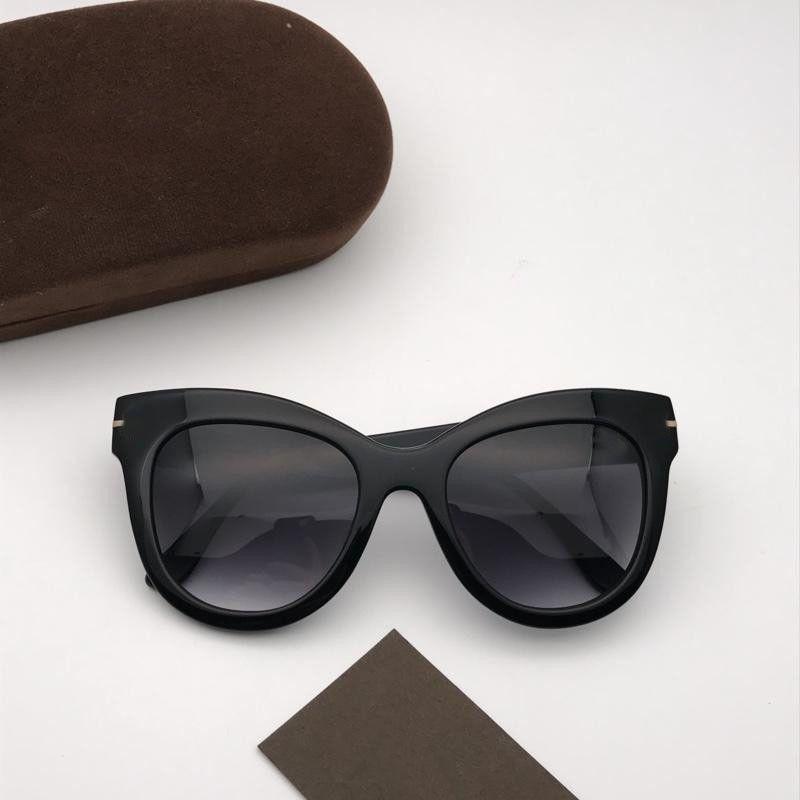 c637d888e3 New Fashion Designer Sunglasses 0612 Charming Cat Eye Frame Popular Style  for Women Top Quality Selling Uv400 Protection Eyewear Designer Sunglasses  ...