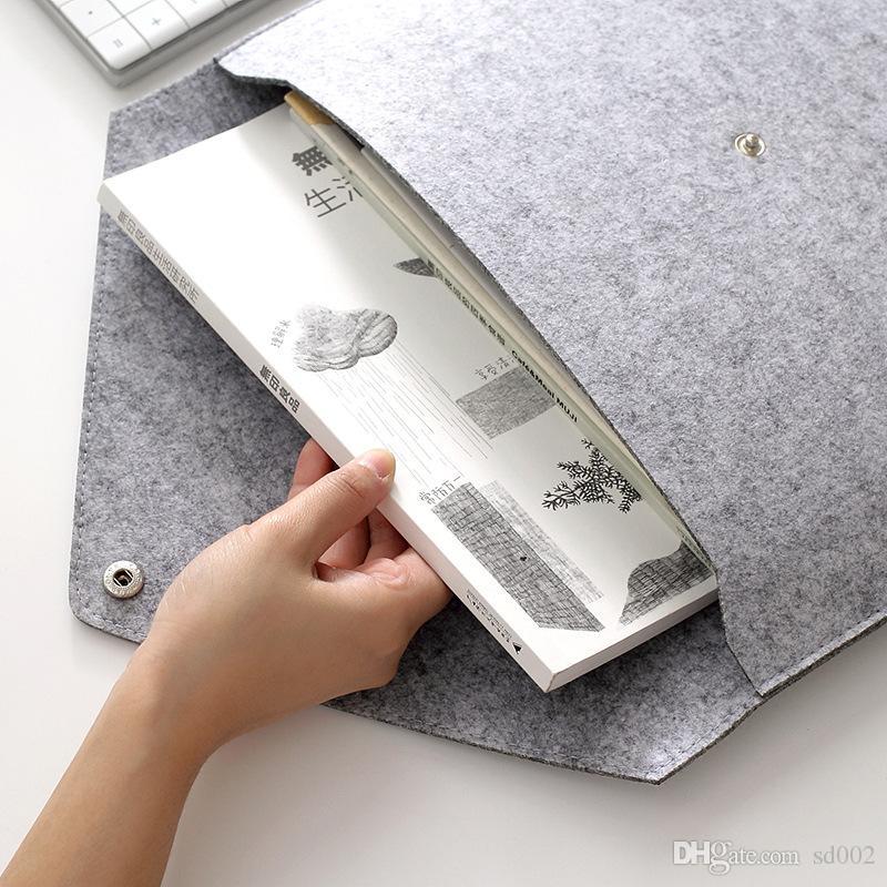 دائم زر مجلدات الملفات الإيداع A4 ورأى ملف الجيب الإبداعية المحمولة أرشفة حقيبة مدرسة مكتب المواد 4ry C R