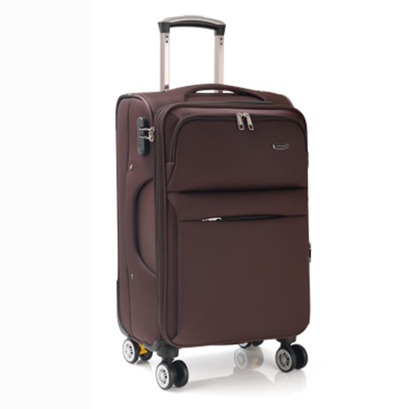 02f5fc6ea030 Rolling Luggage Spinner Men Oxford Trolley 28 Inch Large Capacity Suitcase  Wheels 20 Inch Cabin Travel Bags Trunk Suitcases Cheap Suitcases Rolling  Luggage ...