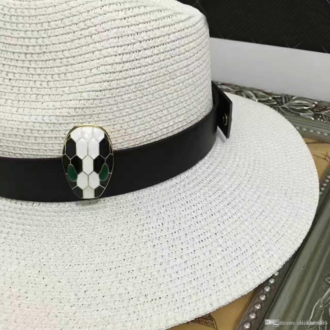 77efd7b7b6f 2017 Designer Best Hats Quality Luxury Women Cloches Beach Hats Lady ...