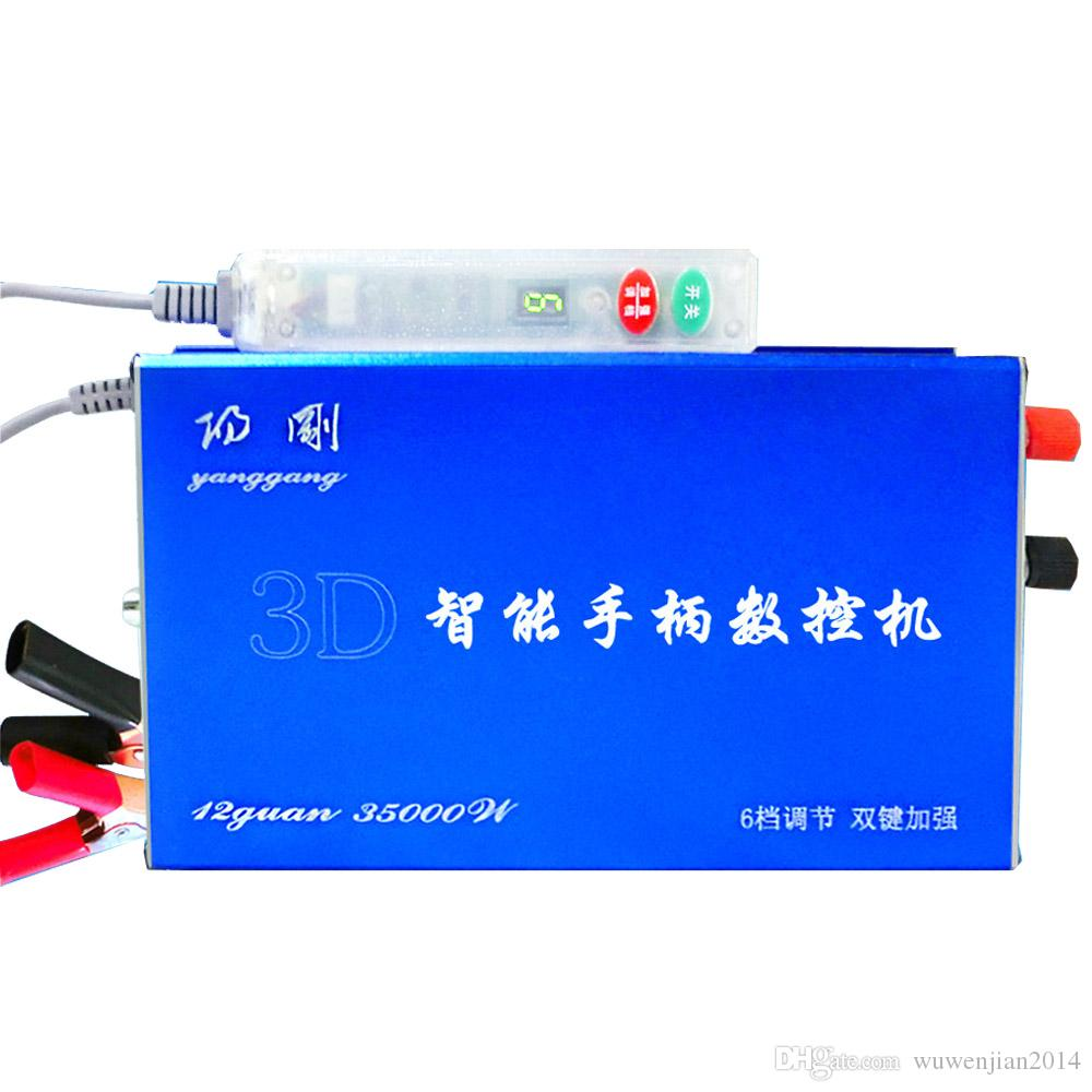 New 12 Tube 35000w Inverter Suction High Power 12v Head Kit Using 555 Electronic Booster Fishing Machine Online
