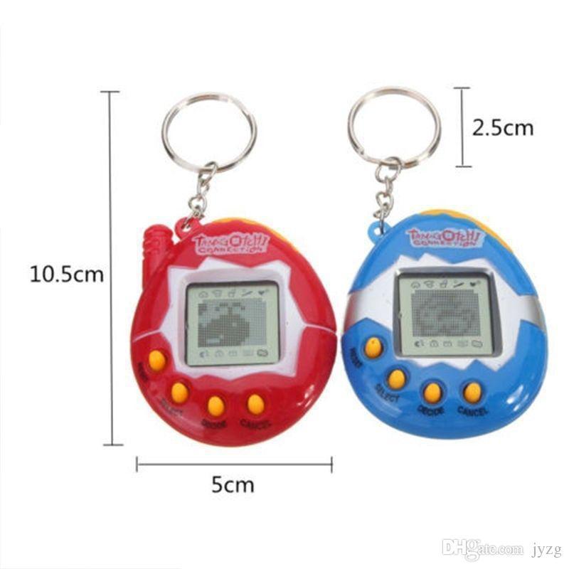 Electronic Pet Toys Retro Game Toys Pets Funny Toys Vintage Virtual Pet Cyber Toy Tamagotchi Digital Pet For Child Kids Game New