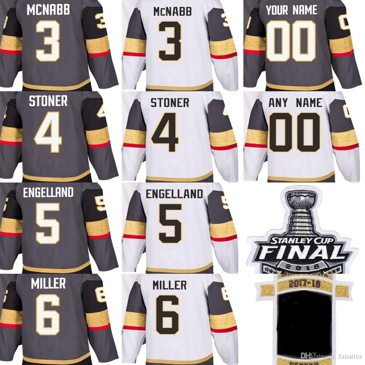 cb9420a1b7f Cheap 2018 Stanley Cup Final Patch Men Vegas Golden Knights Clayton ...