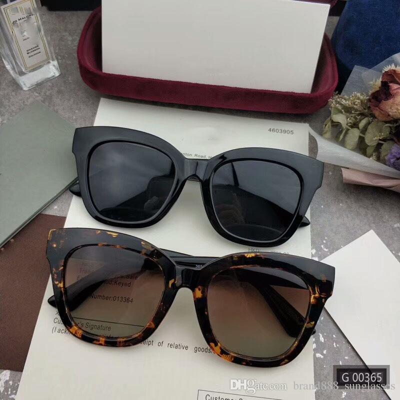 f874ba64752 New Fashion Designer Sunglasses PC Full Frame G00365 Model High ...