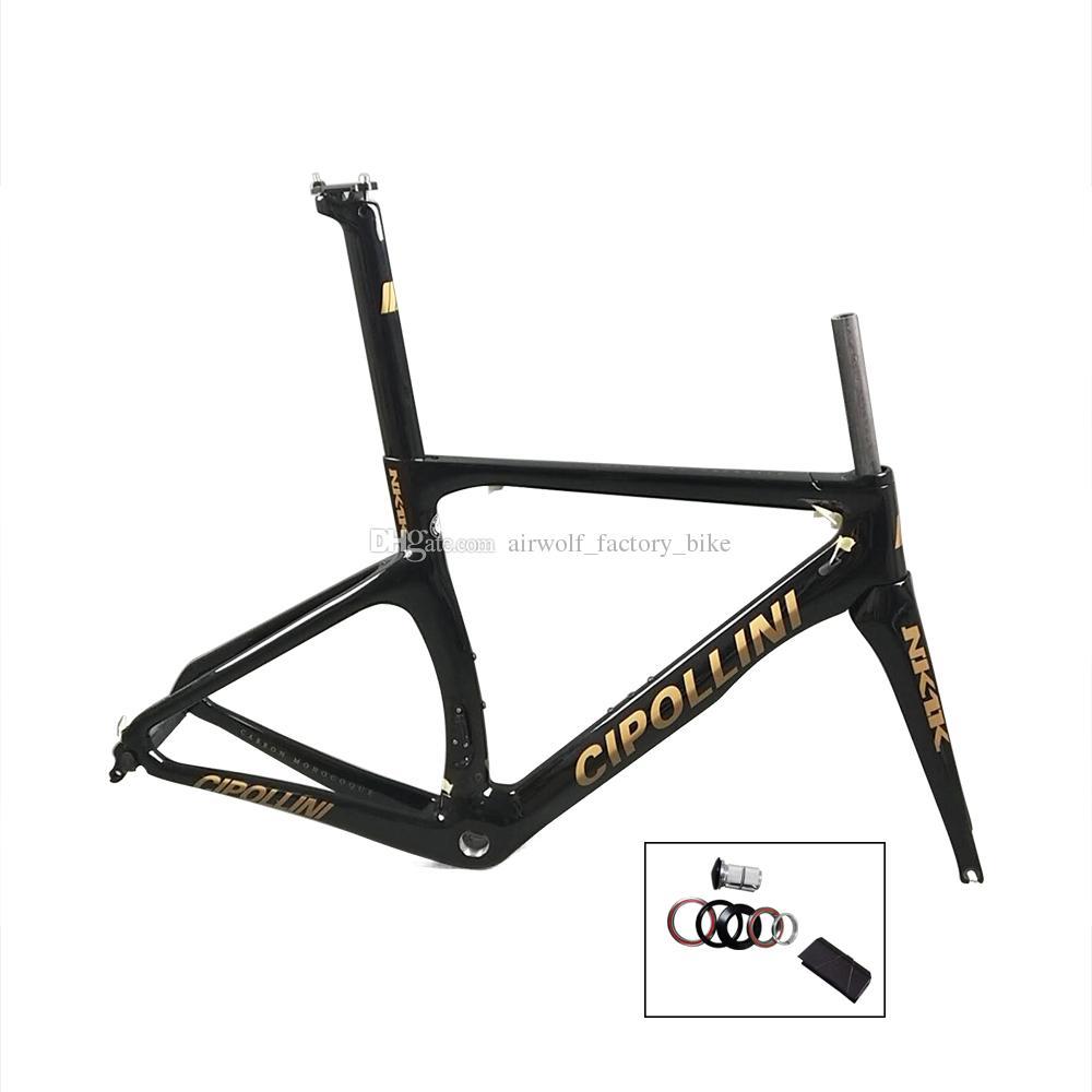 Nk1k Carbon Road Bike Frame,Multicolor T1100 Cipollini Xs/S/M/L/Xl ...