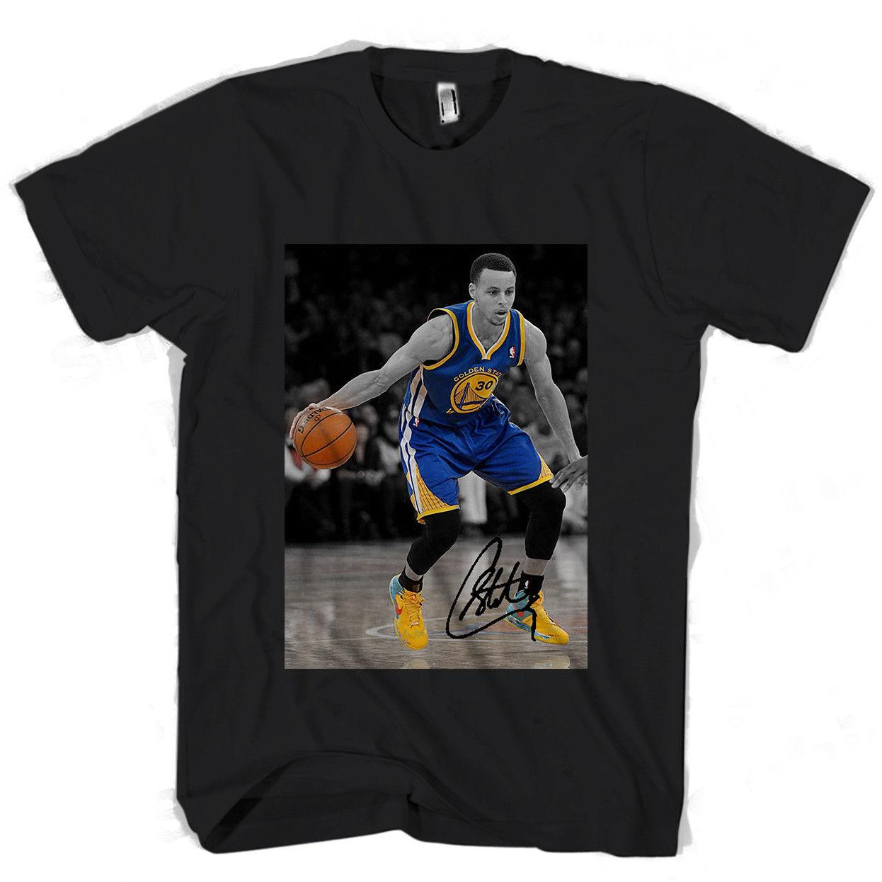d823ee4f Stephen Curry Grey Bluy Gold Man / Woman T Shirt 100% Cotton Casual Short  Sleeve Men T Shirt O Neck Top Quality Cotton Random Graphic Tees Quirky T  Shirt ...