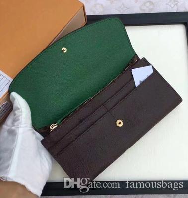 Luxus Leder Multicolor Wallet Geldbörse Datum Code Designer Wallet Short Wallet Kartenhalter Frau Mens Classic Zip Pocket kostenlos shpping