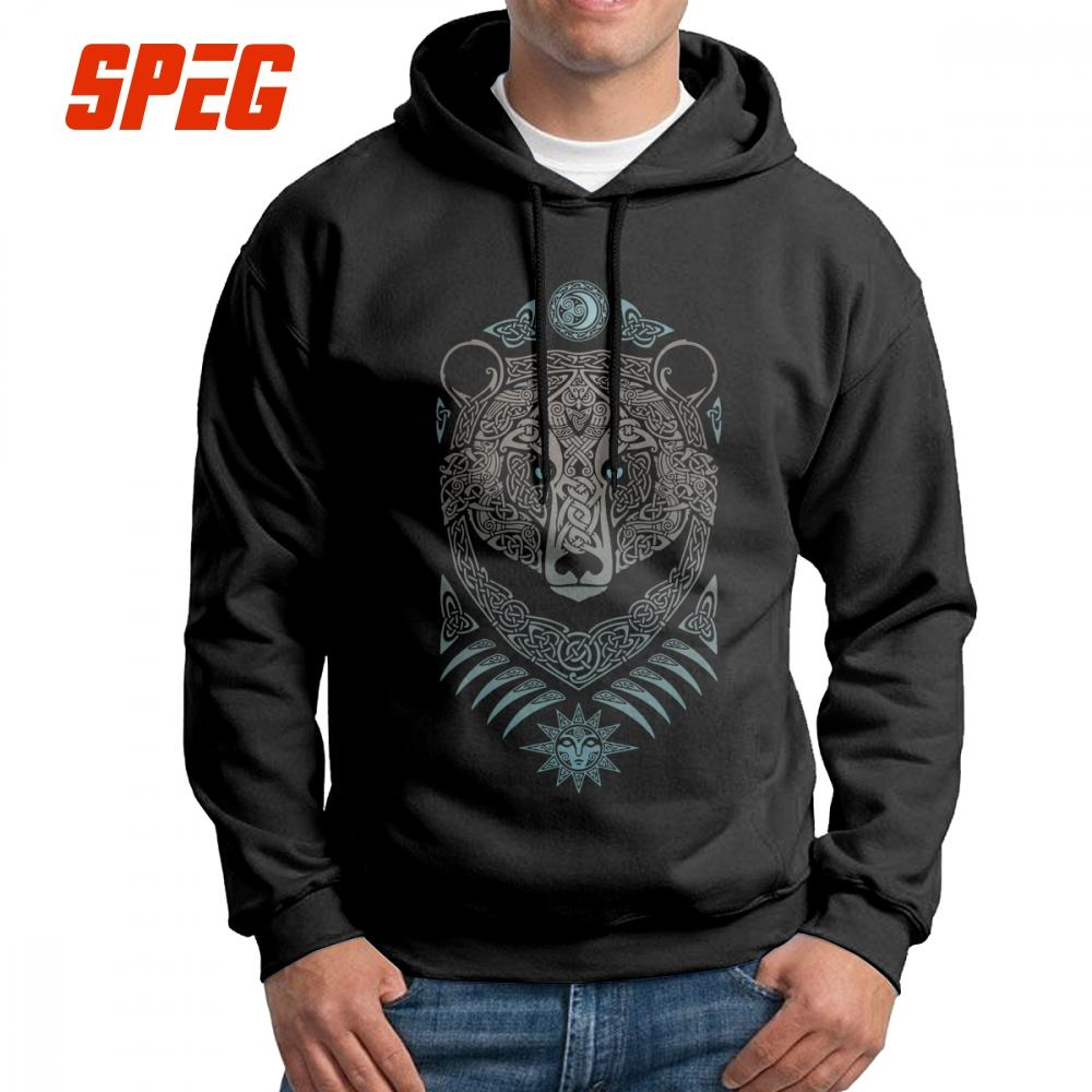 734211267 2019 Forest Lord Viking Valhalla Man Hooded Sweatshirts Cotton Awesome  Hoodies Gift Hooded Tops From Redbud03, $36.11 | DHgate.Com
