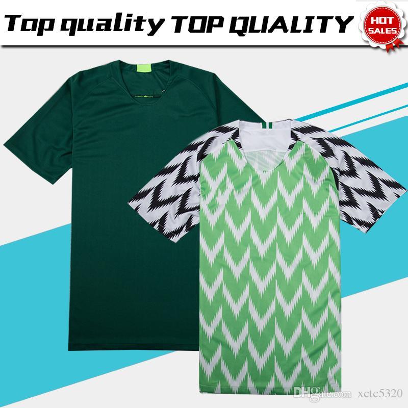 288d3ddbdc9c6 Compre 2018 Copa Do Mundo IWOBI Casa Verde Branco Camisa De Futebol Fora Verde  Camisa De Futebol IWOBI 2018 Copa Do Mundo De Futebol Uniforme De Xctc5320