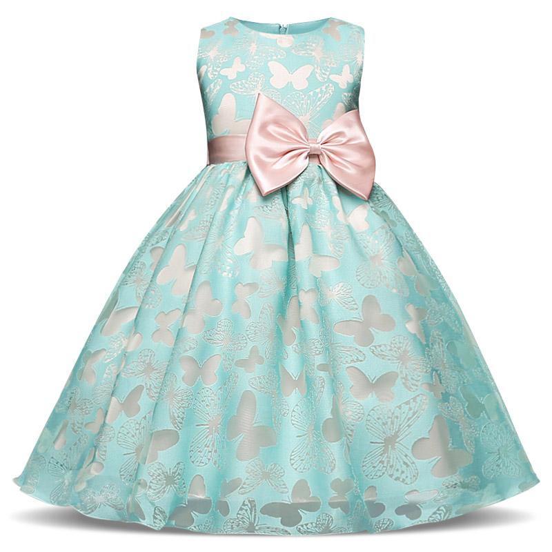 0e4c2a9a99335 Lolita Style Baby Girl Dress 2018 Summer Infant Floral Dresses Girls  Clothing School Party And Wedding Kids Dress