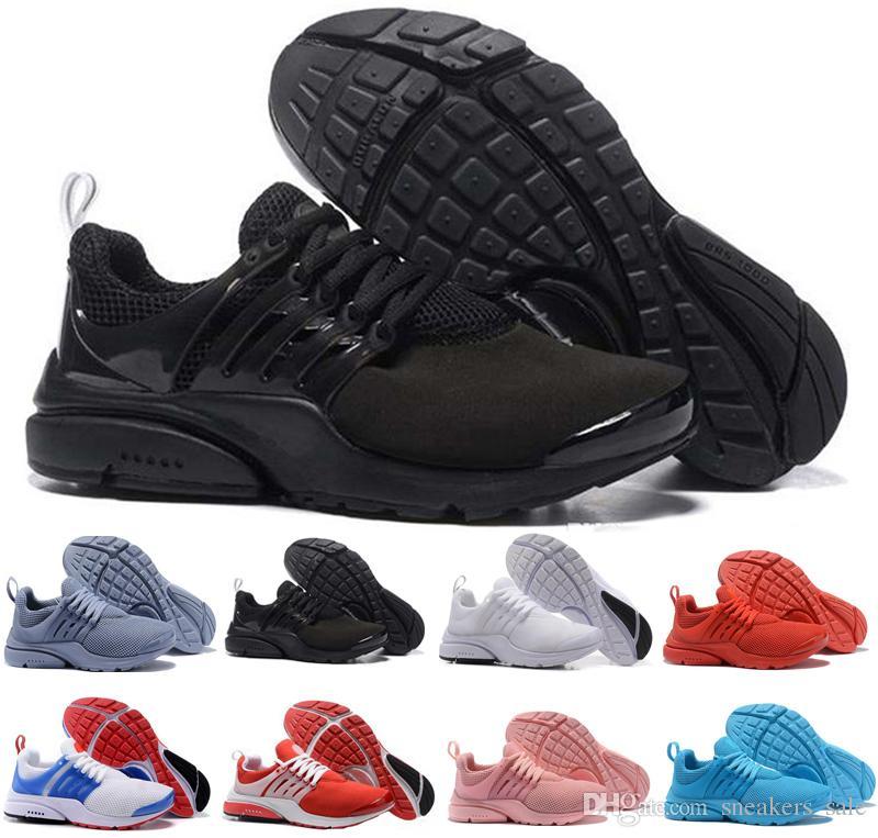 4793207199b52 Heißer Verkauf Presto Männer Frauen Schuhe Unheilig Cumulus Herren Trainer  Comft Red Designer Schuhe Jogging Walking Schuhe Sport Turnschuhe Größe ...