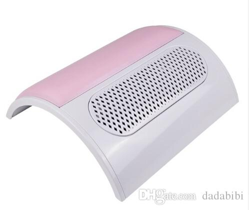 NEW ARRIVAL Biutee Powerful Nail Dust Suction Collector with 3 Fan Vacuum Cleaner Manicure Tools with 2 Dust Collecting Bags