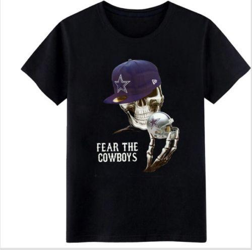 3D Print T Shirt Men Women Dallas Cowboys Football Player 2018  free shipping