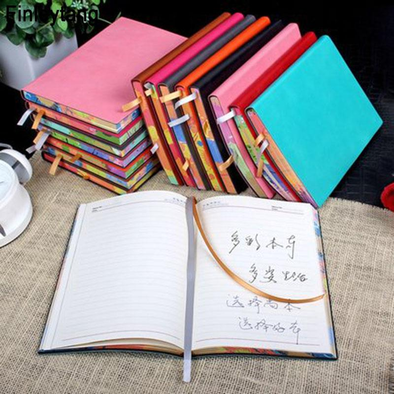 Notebooks Schlussverkauf Neue Sketch Tagebuch Für Zeichnung Malerei Graffiti Weiche Abdeckung Schwarz Papier Skizze Buch Notebook Büro Schule Liefert Geschenk Die Neueste Mode