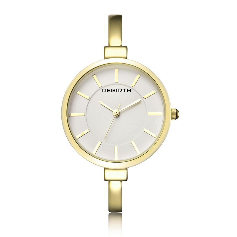 dedc4ea49606 Compre Simple Marca Elegante Señoras Reloj De Pulsera De Mujer Correa De  Acero Inoxidable Relojes De Pulsera Reloj De Mujer Casual Reloj De Cuarzo  Hora De ...