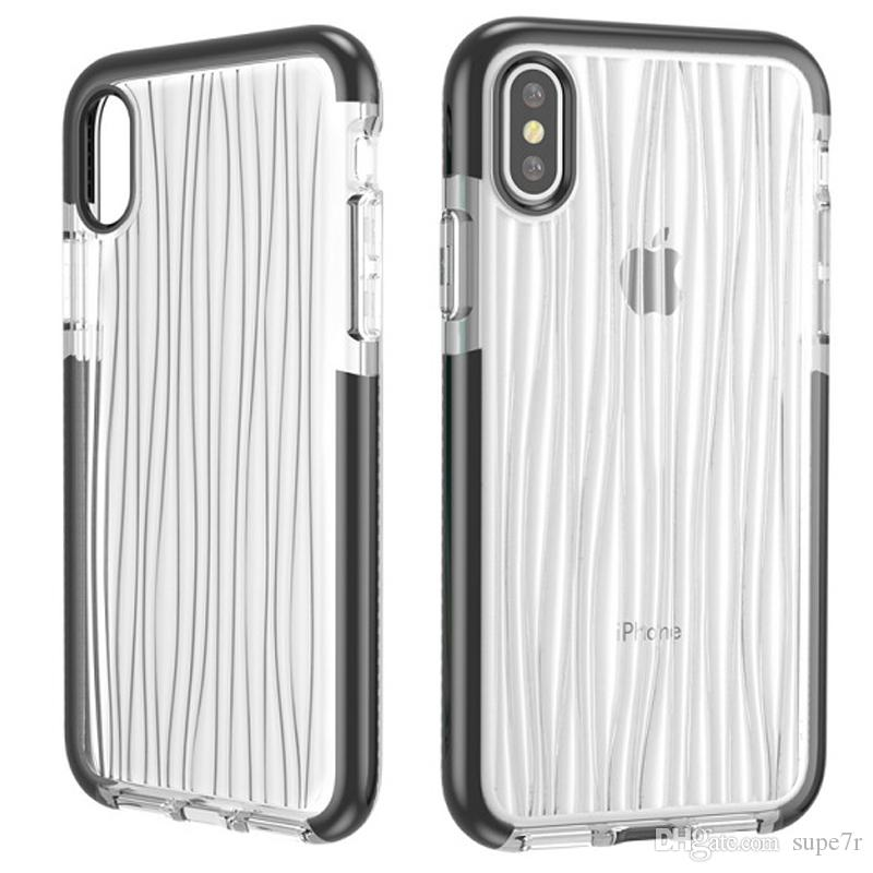 coque iphone x trasparente