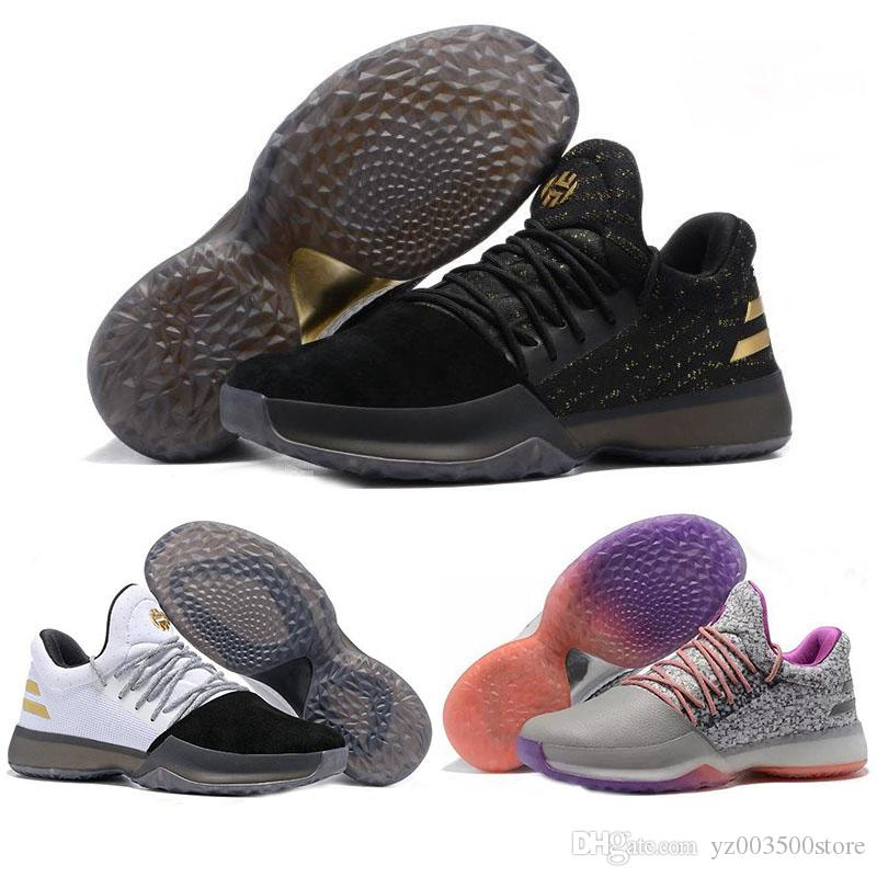 cheaper da478 405c6 2019 Harden VOL 1 Xeno Black Ops Mens Basketball Shoes Store High Quality James  Harden 1 Sneakers Size 40 46 From Yz003500store,  157.29   DHgate.Com