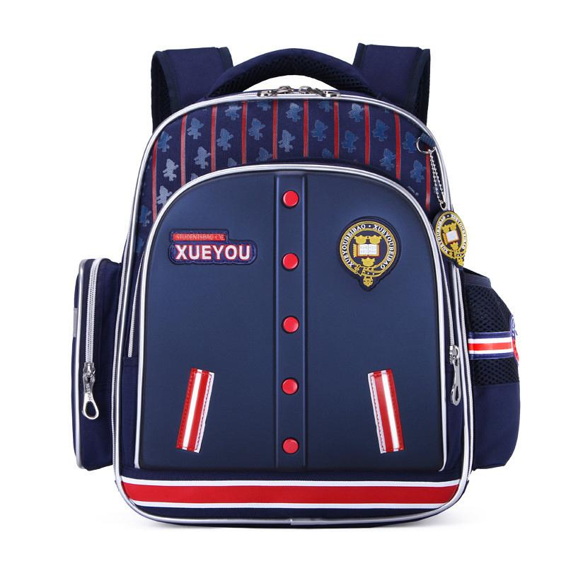 c82a83b6e77b 2018 Kids Orthopedic Backpack School Bag For Boys Girls Design ...