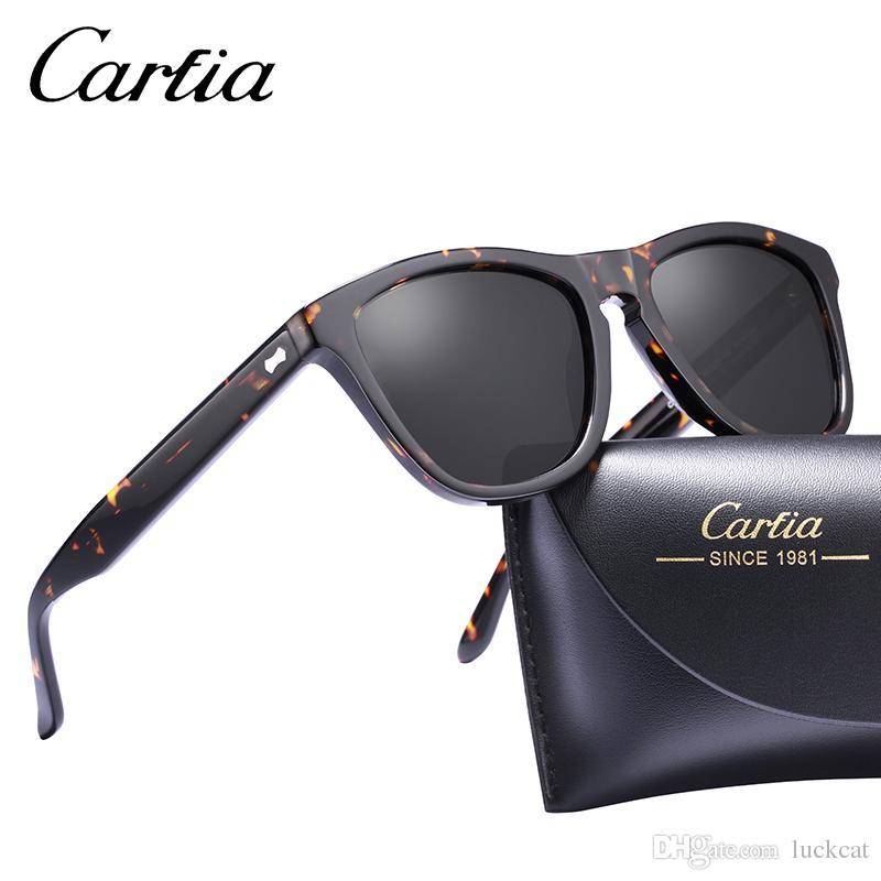 071df75da Square 4201 Glasses Women Men Resin Polarized Sunglasses UV400 Sun ...