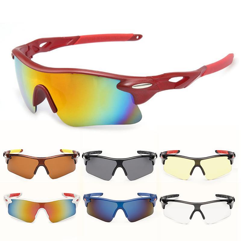e408a702a9 Professional Cycling Sunglasses Outdoor Fishing Glasses Mountain ...